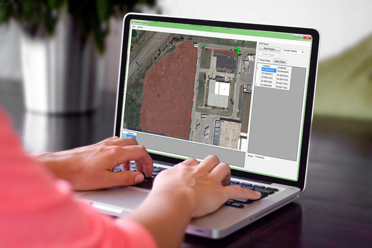 CapstanAG CapMaps Boundary Control Software