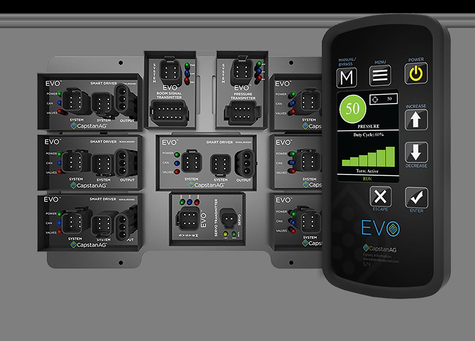EVO AC system Render