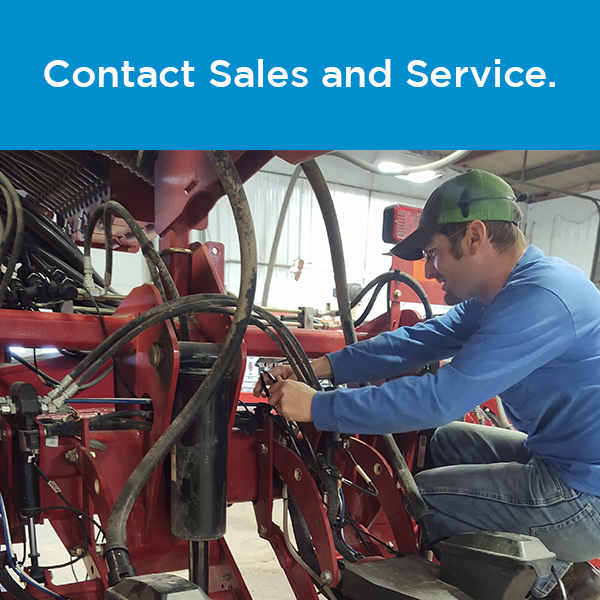 Contact Sales and Service 2