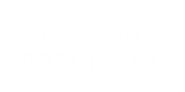 Apply with Precision