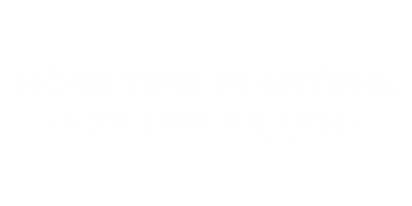 MORE TIME PLANTING